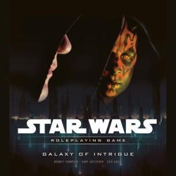 """Star Wars: Galaxy of Intrigue"" by Wizards of the Coast/Hasbro"