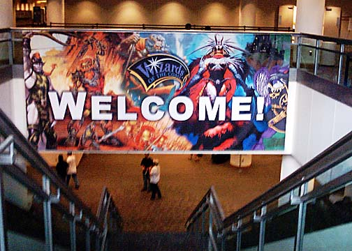 Welcome to GenCon 2004!
